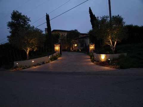 Oak Park Outdoor Lighting Fixtures
