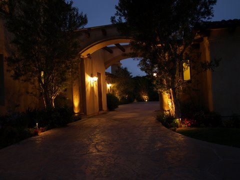 Oak Park Outdoor Lighting Modern Outdoor  Lighting