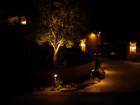 Oak Park Outdoor Lighting Landscape Lighting