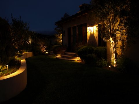 Oak Park Outdoor Lighting Landscape Lights